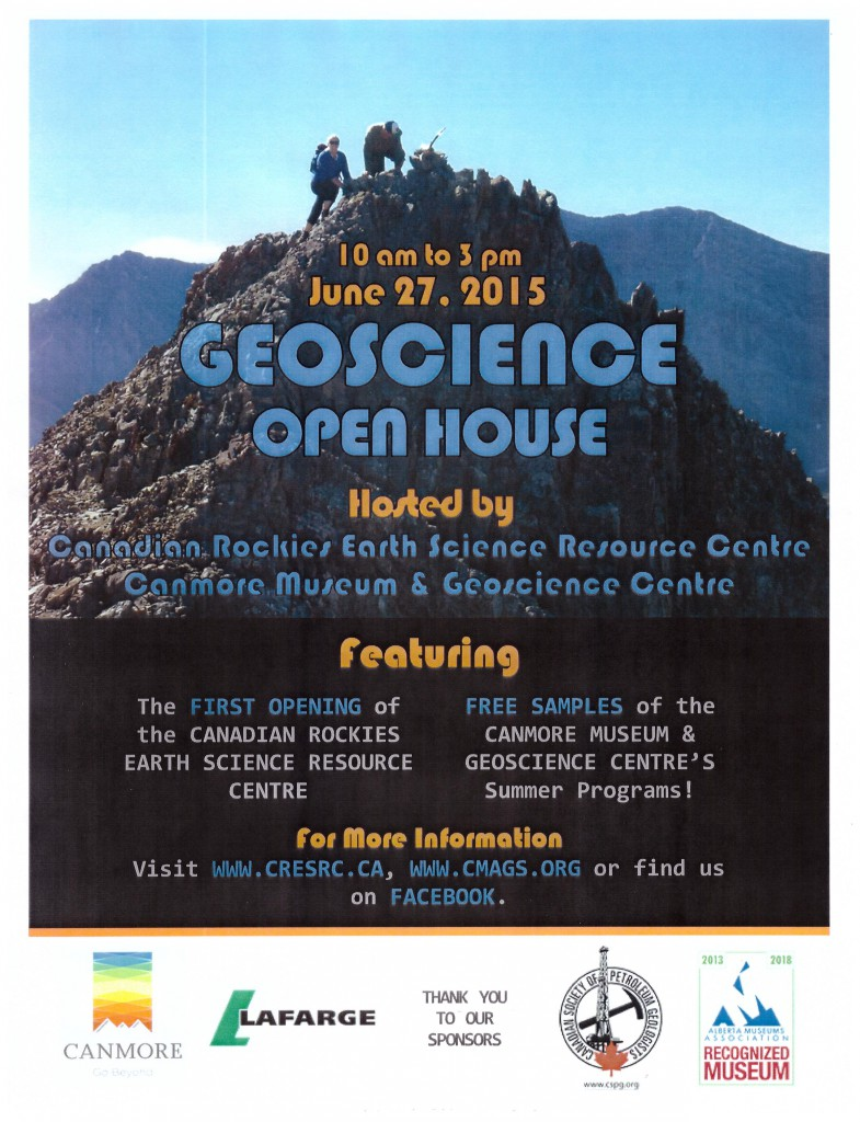 Geoscience Open House