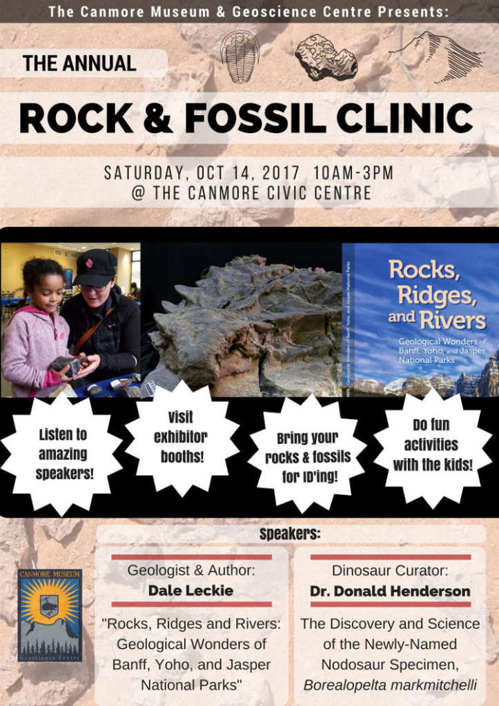 Rock-Fossil-Poster